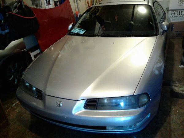92 96 Prelude Carbon Hood