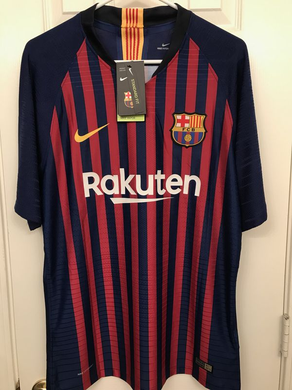 wholesale dealer e823f ca852 NIKE VAPORKNIT MESSI #10 AUTHENTIC JERSEY 18/19 for Sale in Del Rey, CA -  OfferUp