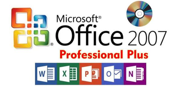 microsoft office 2007 professional plus full version