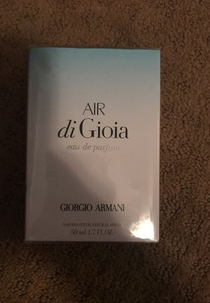Giorgio Armani - Air Di Gioia Perfume for Sale in Kensington, MD