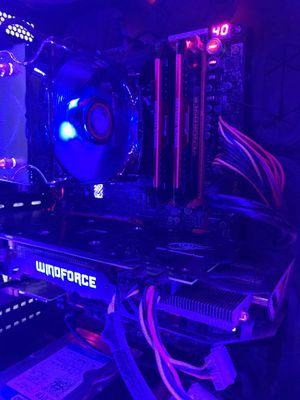 Flawless Gaming Computer with 4K gsync monitor for Sale in Orlando, FL