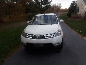 2005 Nissan murano for Sale in Silver Spring, MD