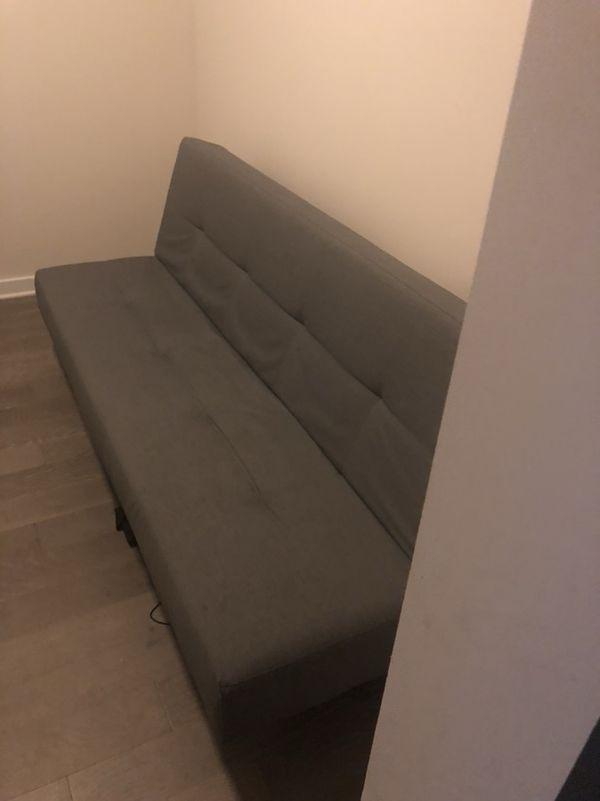 Sensational Balkarp Sleeper Sofa From Ikea For Sale In Houston Tx Offerup Andrewgaddart Wooden Chair Designs For Living Room Andrewgaddartcom