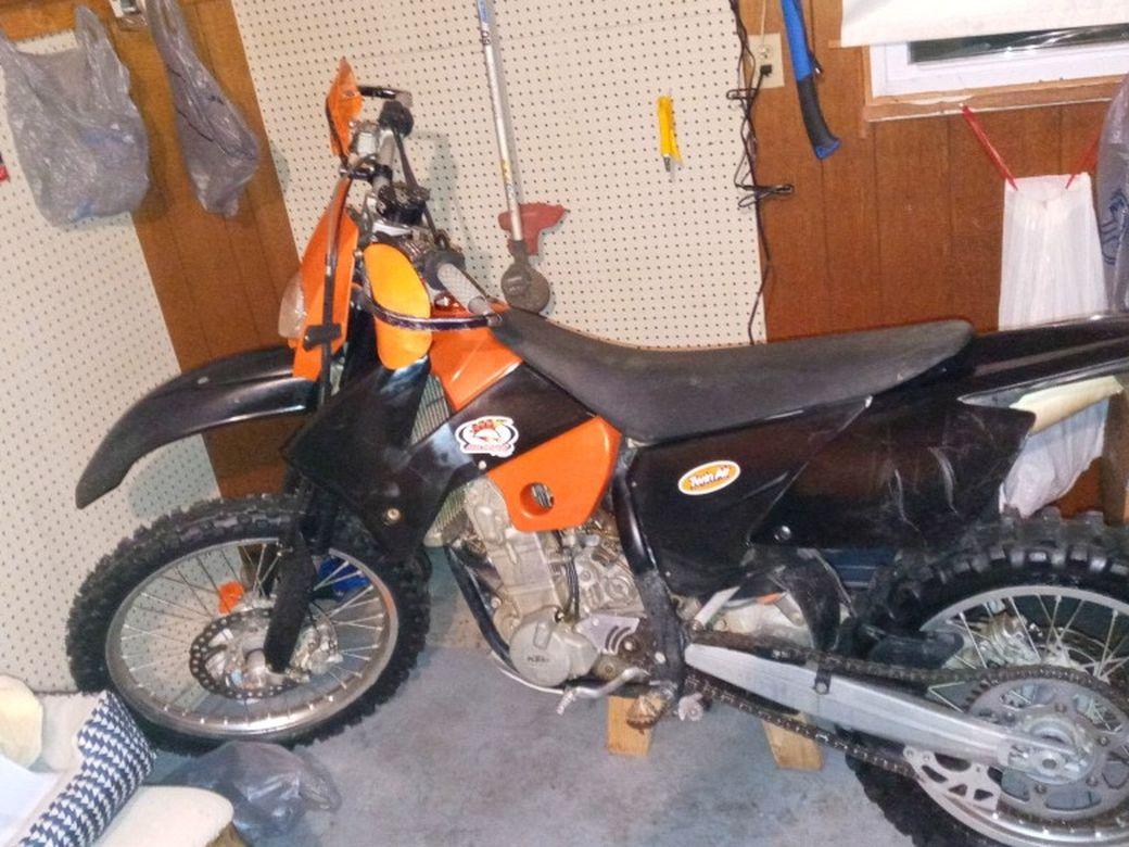 Photo 2006 KTM 450 EXC