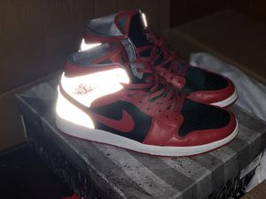 Jordan 1's reflexives size 13 for Sale in Boston, MA