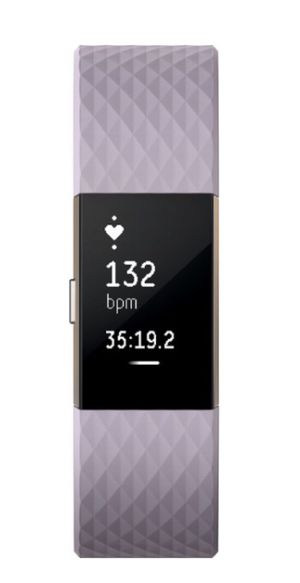 Fitbit charge HR (Rose gold & lavender) for Sale in Gaithersburg, MD