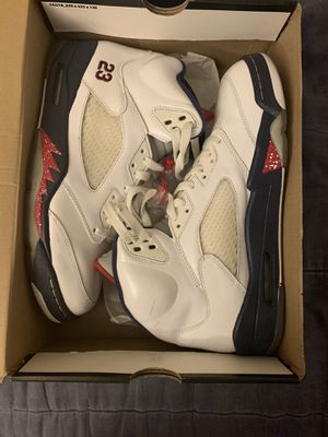 Jordan retro 5s still like new for Sale in Washington, DC