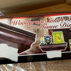 Brown Tissue Dispenser Thumbnail