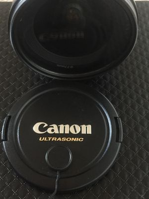 Canon lens 17-40 for Sale in Morgantown, WV