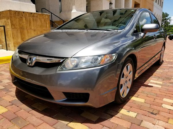 2010 Honda Civic 89k Original Miles Cars Trucks In Orlando Fl Offerup