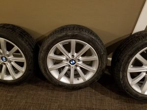 2016 Bmw 535 xi tires and rims. for Sale in Herndon, VA