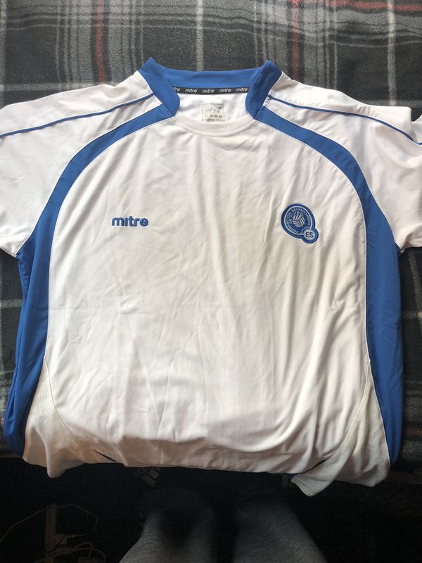 newest b07ce 9986b El Salvador soccer Jersey ! Size XXL for Sale in San Francisco, CA - OfferUp