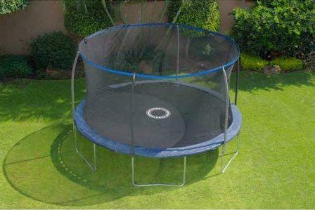 Bouncepro 14 Trampoline With Steelflex Enclosure And Electron