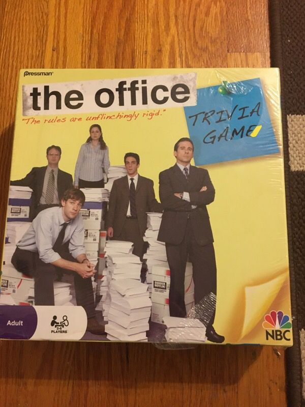 the office trivia game games toys in columbia sc offerup
