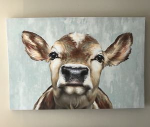 Cow Wall Painting for Sale in Chicago, IL
