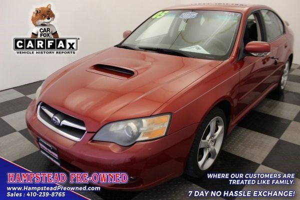 2005 Subaru Legacy Sedan For Sale In Frederick Md Offerup