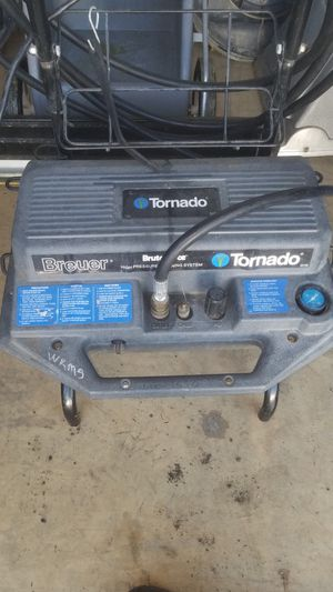 Tornado Breuer Pressure Washer for Sale in Glen Burnie, MD