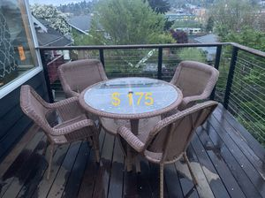 Great Patio Furniture For In Seattle Wa