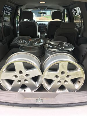 "Alloy Rims 17"", Sets of 4 for Sale in Manassas, VA"