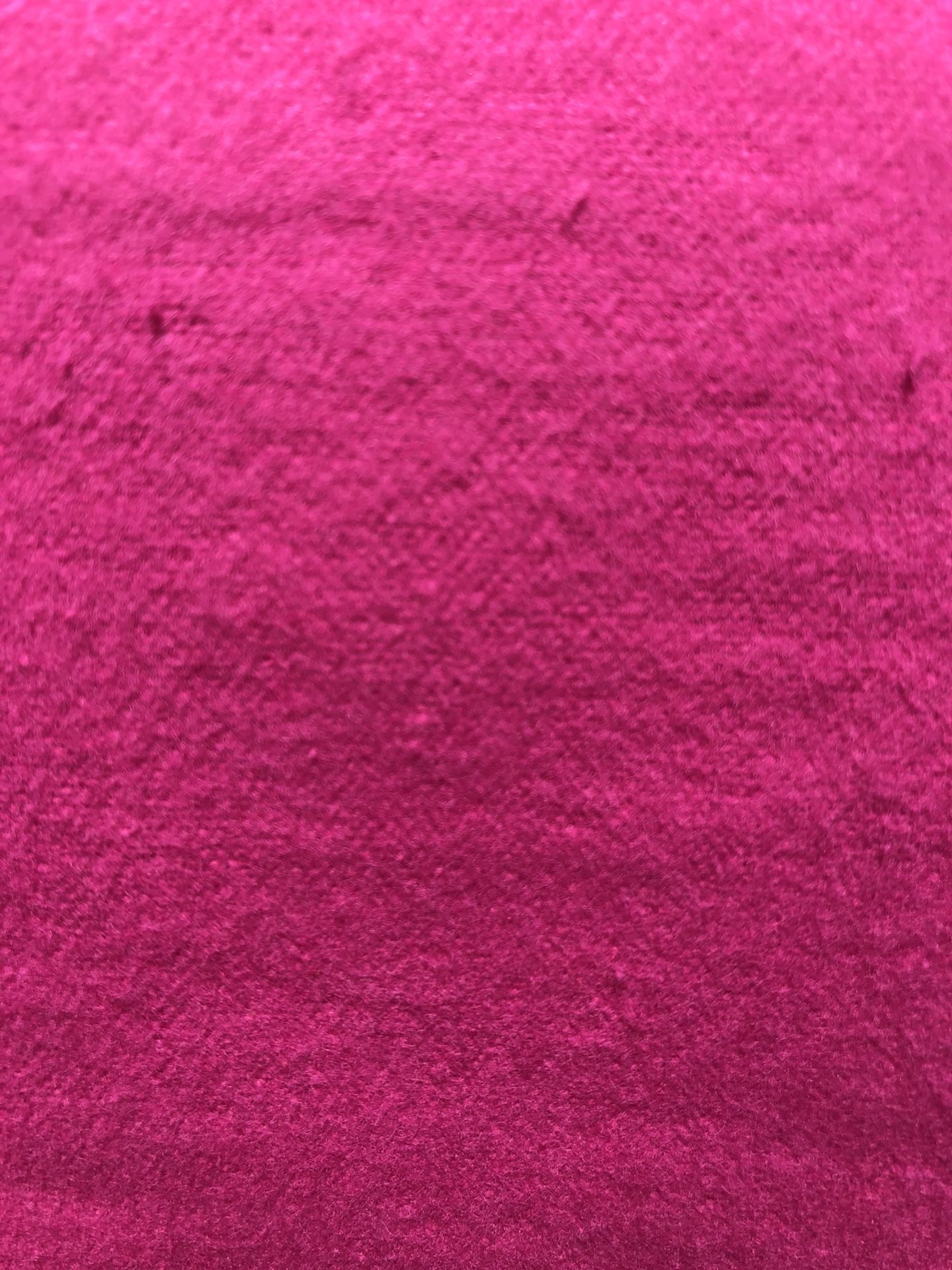 Bright Pink Felt Fabric