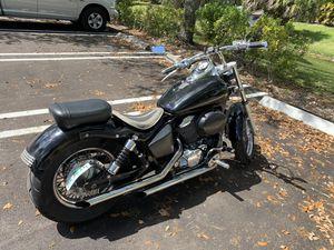 Photo 2003 Honda Shadow 750 Ace