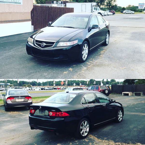 Acura TSX 2005 175k Navy For Sale In Smyrna, DE