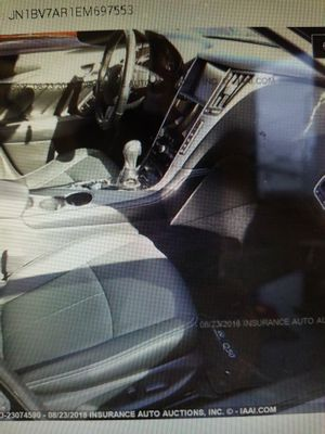 2014 Infiniti q50 for parts for Sale in Queens, NY