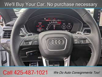 2021 Audi RS 5 Sportback 2.9T quattro Thumbnail