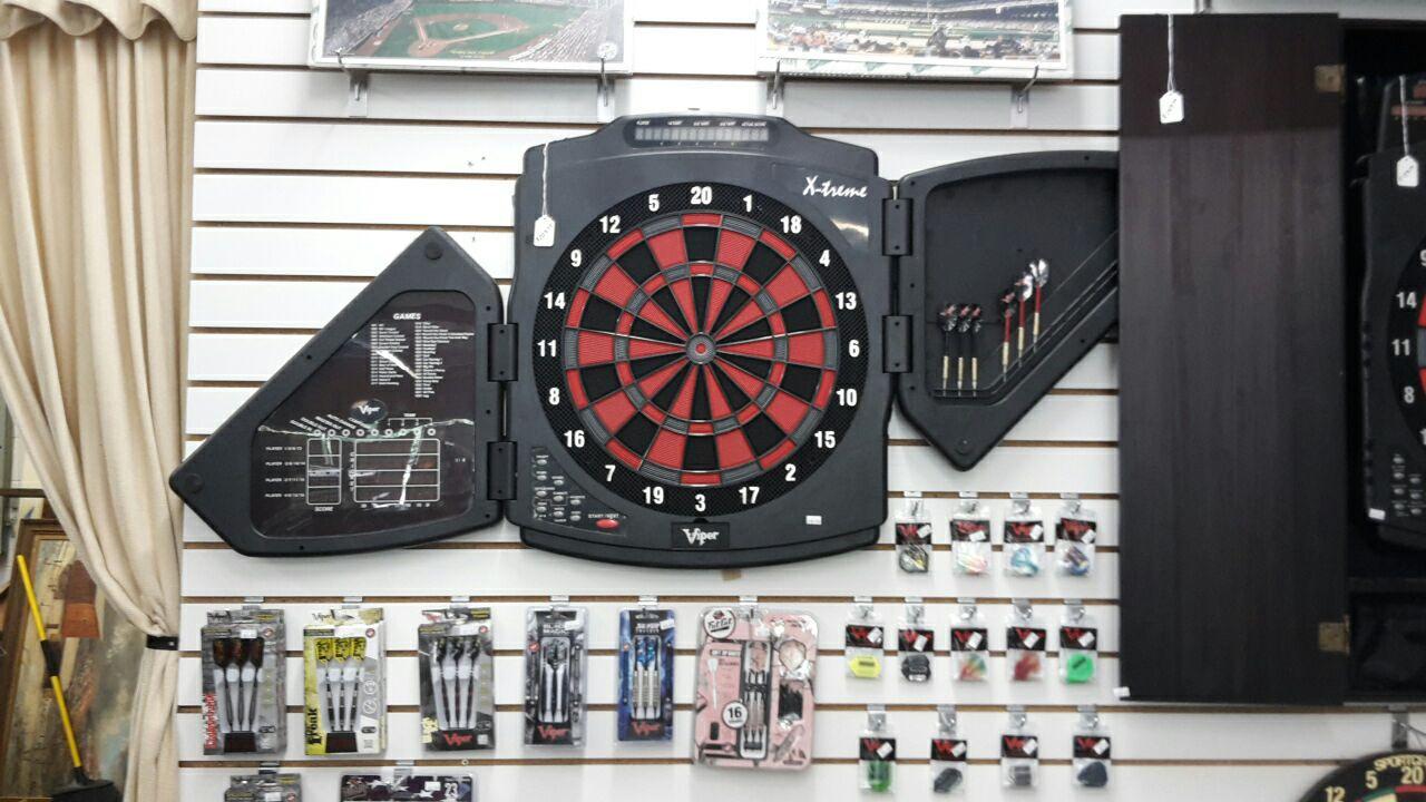 Viper - X-TREME Dart Board Set