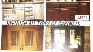 Refinish all types of Cabinets for Sale in Washington, DC