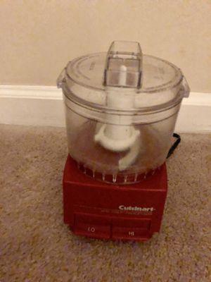 Cuisinart mini-processor for Sale in Atlanta, GA