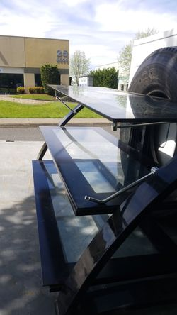TV stand for sale Thumbnail