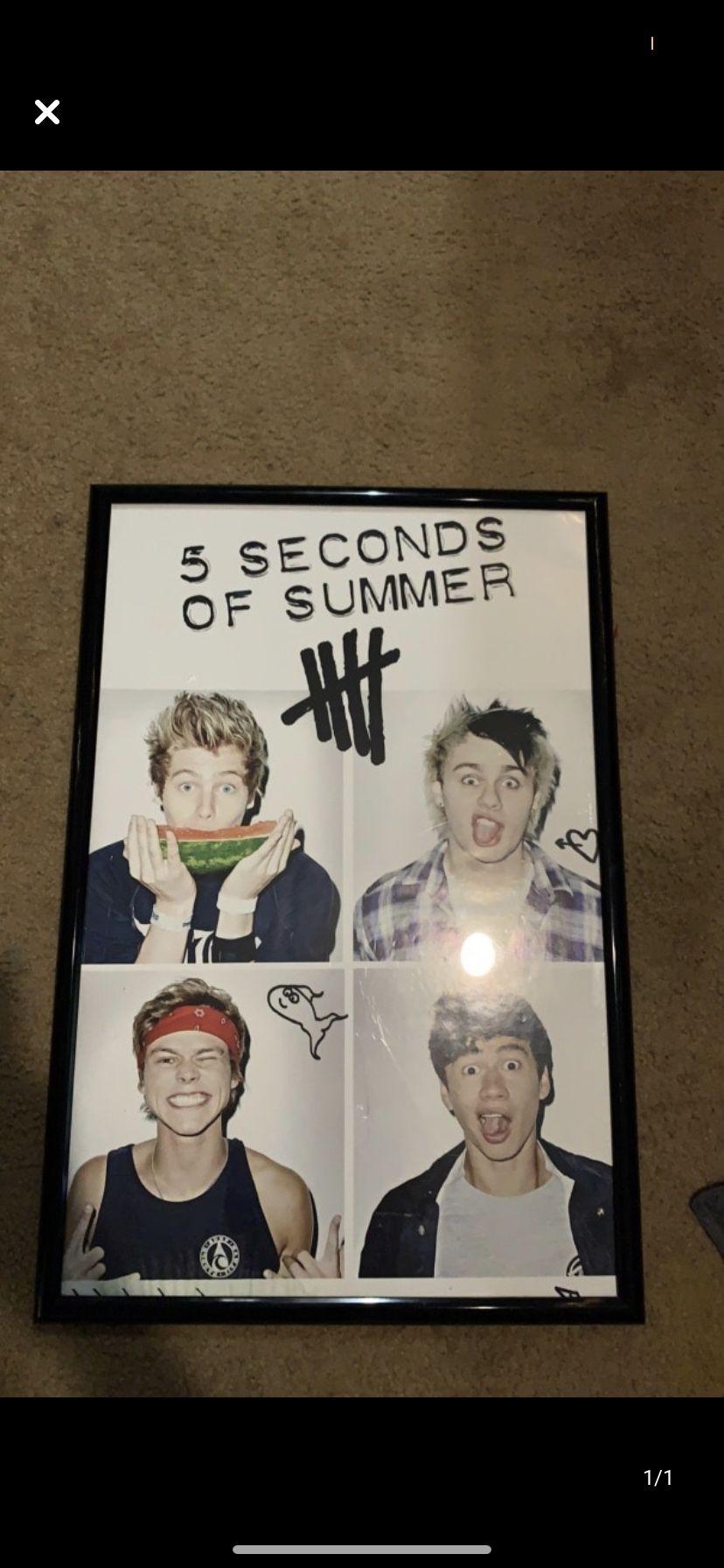 5SOS poster