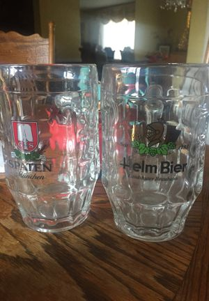 Beer Glass mug for Sale in Silver Spring, MD