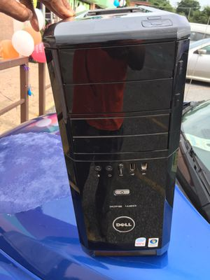 Dell XPS 420 desktop for Sale in Oxon Hill, MD