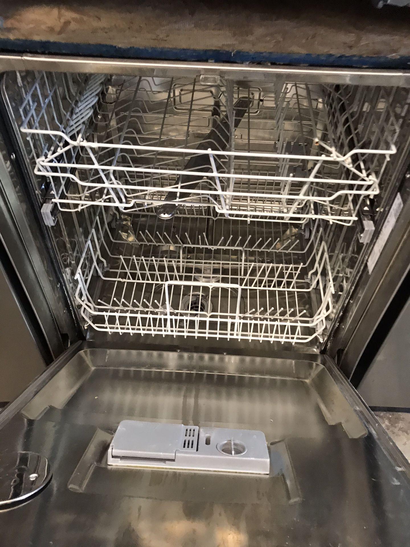Viking dishwasher used