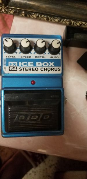 Guitar pedal (stereo chorus) for Sale in Orlando, FL