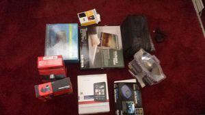Webcam, tv, tablet, Dvd, router for Sale in San Francisco, CA
