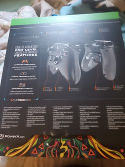 Power A Xbox One pro controller WIRED Thumbnail