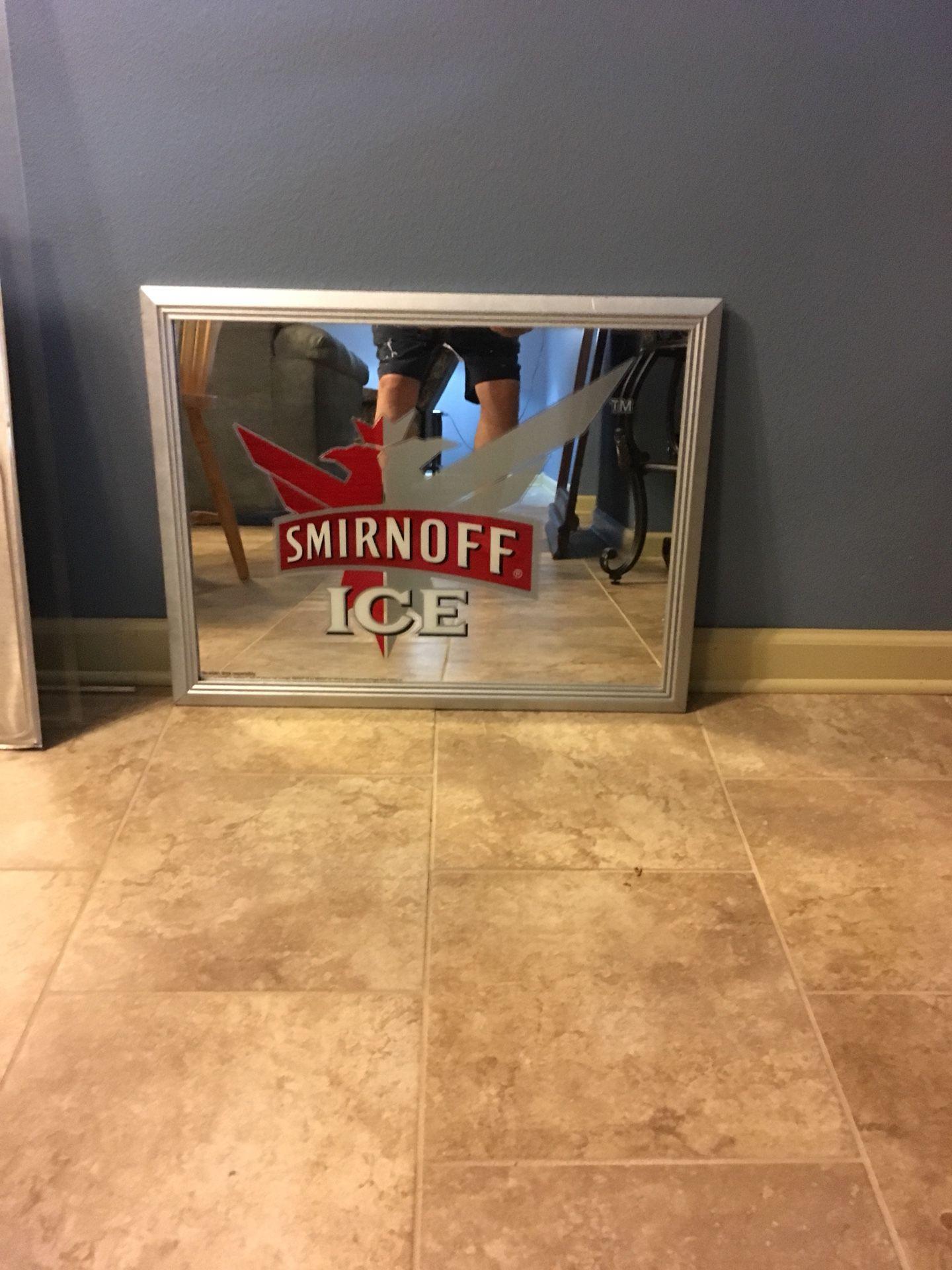 Bar Mirror