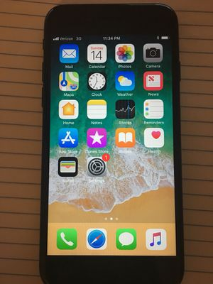 iPhone 7 256gb unlocked 🌎 USE IT WORLD WIDE for Sale in Washington, DC