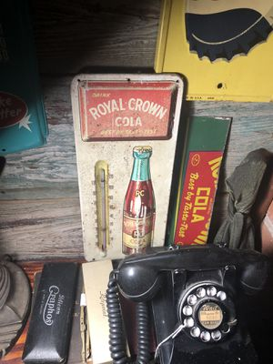 1940s Royal Crown thermometer for Sale in Frankford, DE
