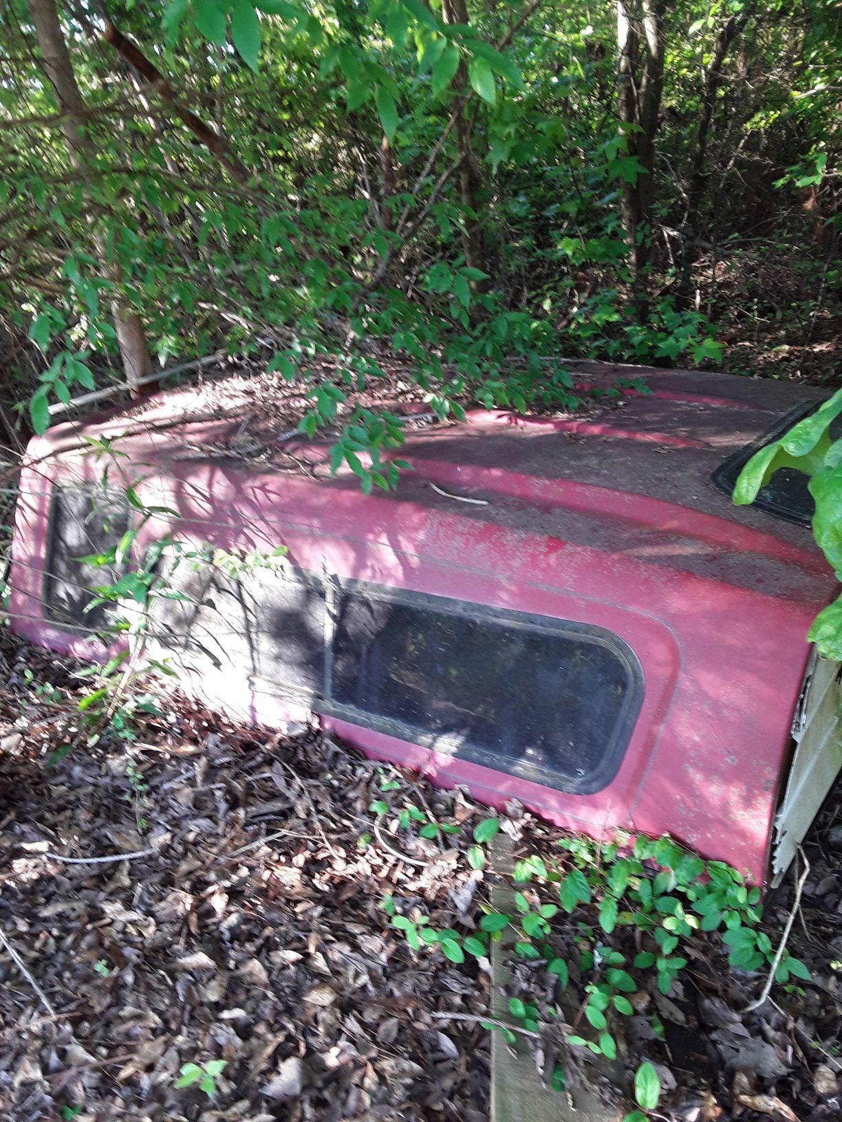 Photo Camper shell 95 dodge Dakota
