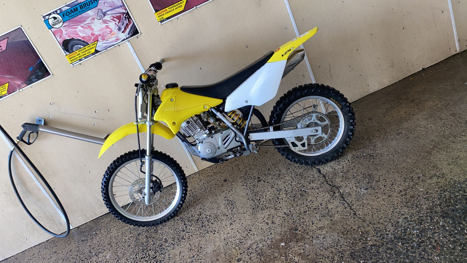 Photo 2007 Suzuki 125cc 4 Stroke