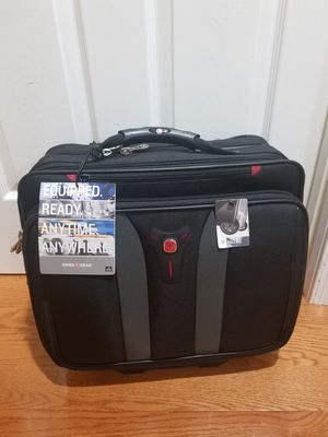Swissgear Granada Rolling Case Nylon for Upto 17-Inch Notebooks for Sale in Springfield, VA