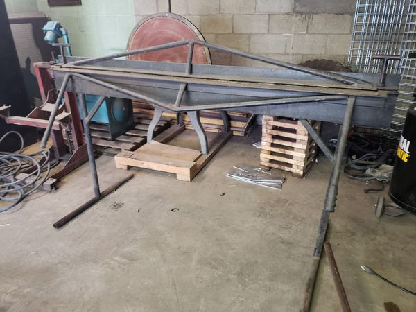 Metal Brake For Sale >> 6 Foot Sheet Metal Brake For Sale In Hamilton Oh Offerup