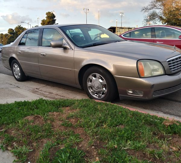 2004 Cadillac Deville Base Model For Sale In San Diego, CA