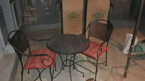 2 chair patio set for Sale in Tysons, VA