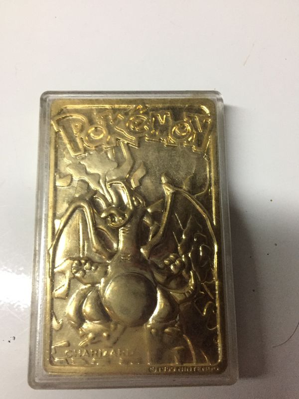 Pokemon Gold Bar 1999 For Sale In Syracuse Ny Offerup