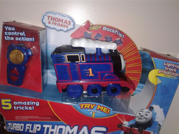 Fisher Price Thomas Friends Turbo Flip Thomas For Sale In Cicero
